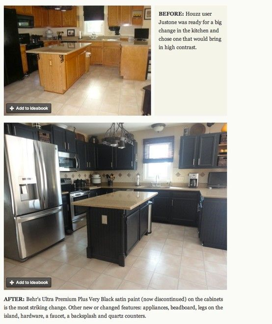 updating an old home with paint. http://www.houzz.com/ideabooks ...