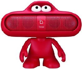 The Beats Dude Is Indeed A Cool Portable Speaker Accessory For The
