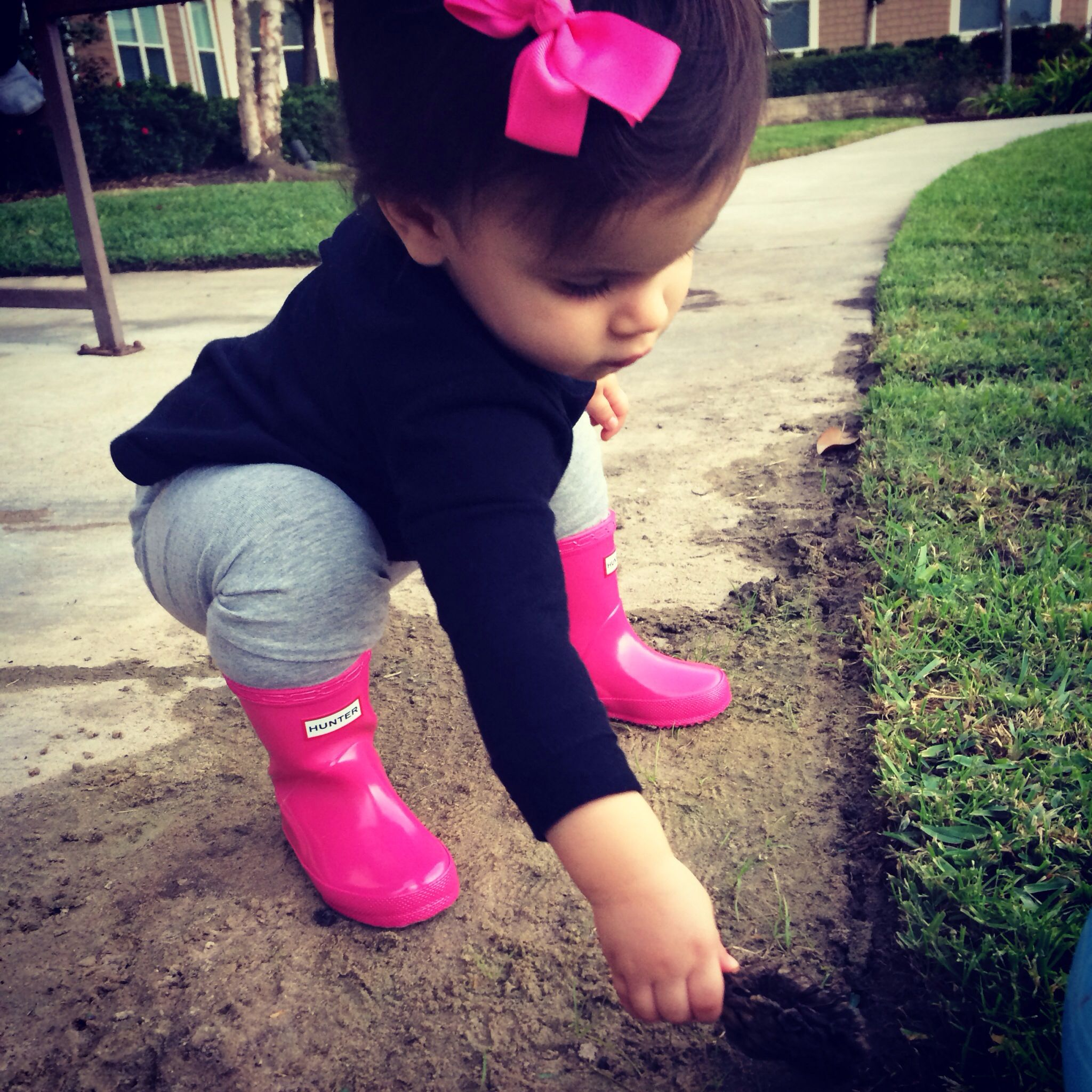 Baby hunter boots, Toddler hunter boots