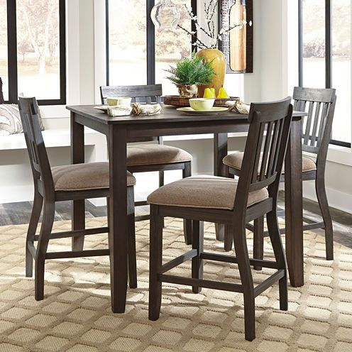 32++ Dresbar counter height dining room table Best