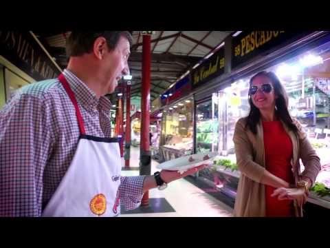 Mercados para los cinco sentidos - YouTube