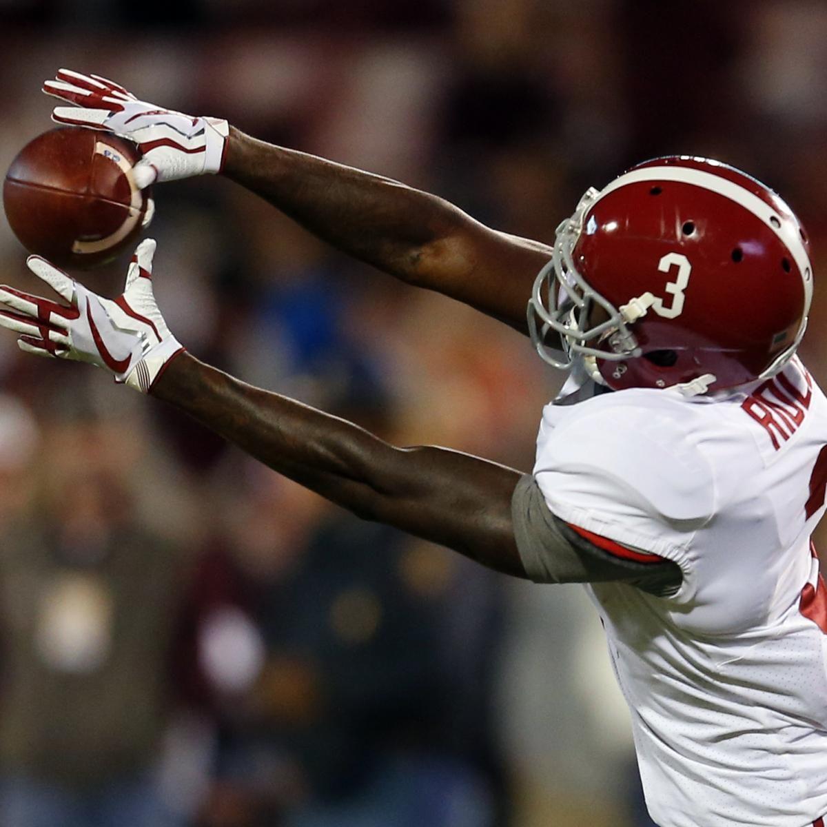 Calvin Ridley Declares For 2018 Nfl Draft After Championship Win Vs Georgia Alabama Football Alabama Crimson Tide Alabama