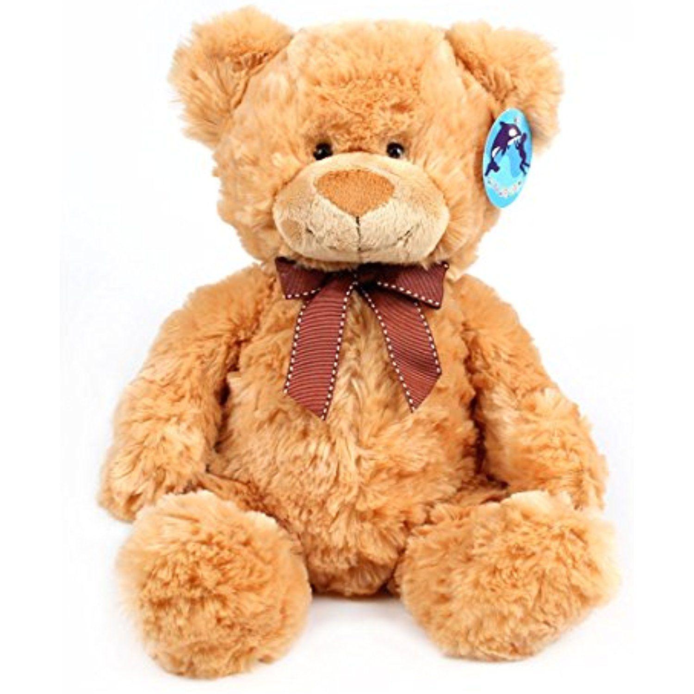 Wildream Teddy Bear Stuffed Animal 11 Inches Plush Bear