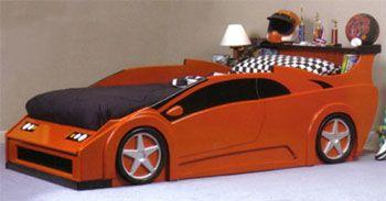 Racing Car Bed Plans Please Read Description Kids Car Bed