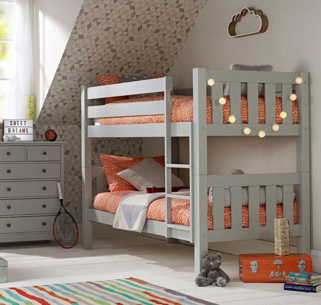 Dreams Bunk Beds Grey