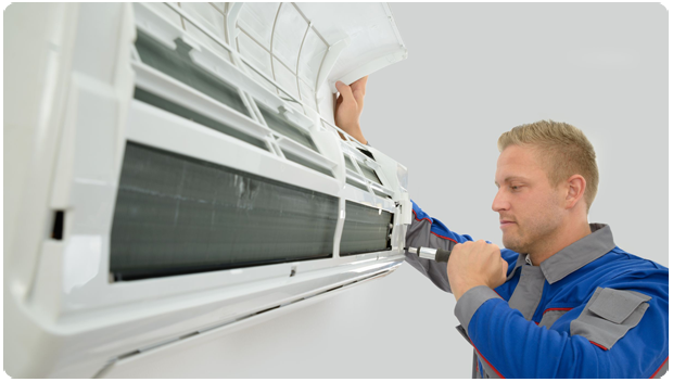 Air Conditioning Repair From The Comfort Of Your Home Air Conditioner Installation Air Conditioning Installation Air Conditioning Repair