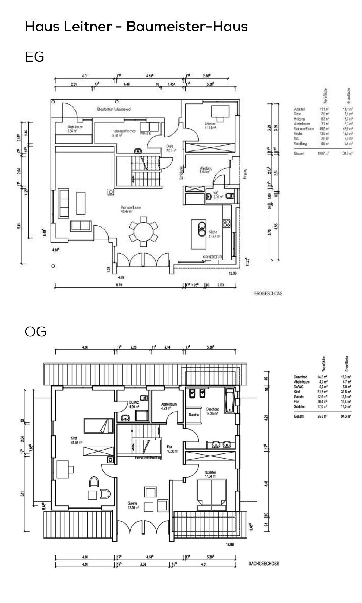 grundrisse einfamilienhaus mit satteldach galerie 4. Black Bedroom Furniture Sets. Home Design Ideas