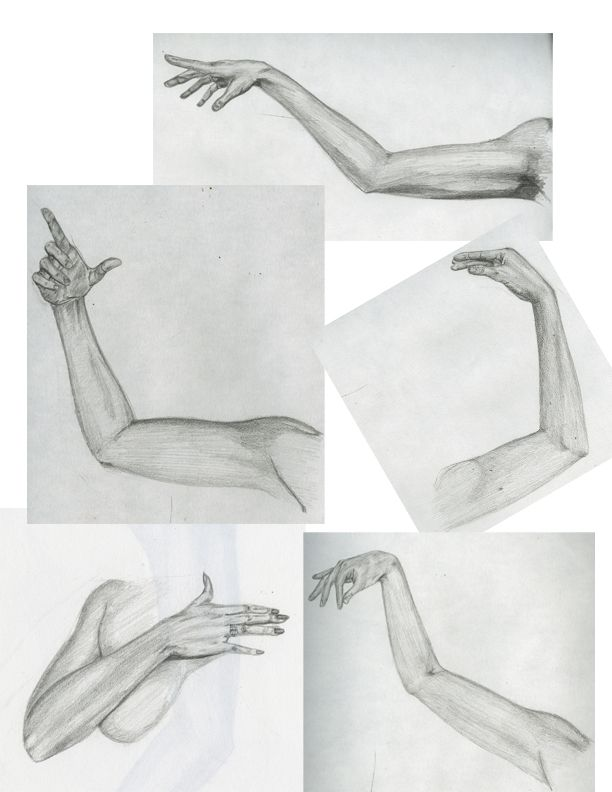 how to draw hands on a person