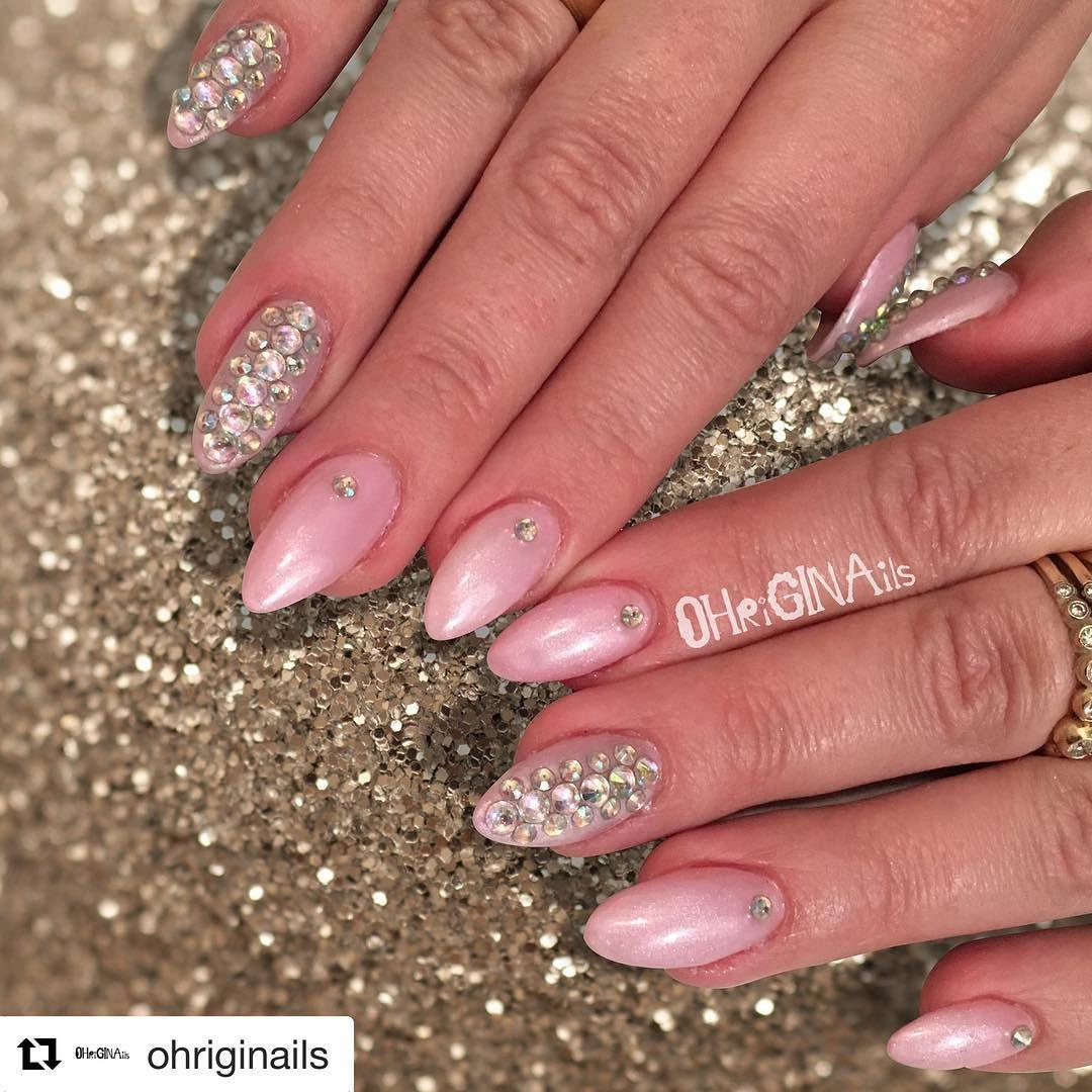 Dazzling nails by Gina \