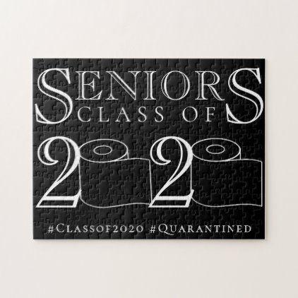 Seniors 2020 | The Quarantined Class of Graduates Jigsaw ...