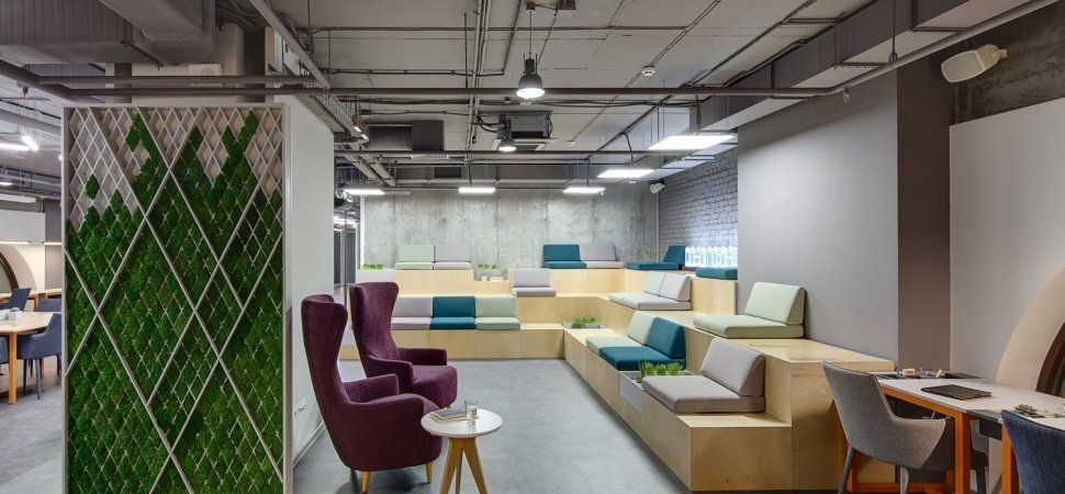 Make your office like a co working space