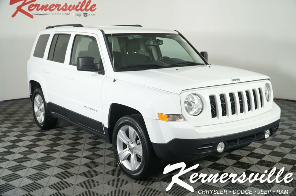 2016 Jeep Patriot Latitude in 2020 Jeep patriot, 2014