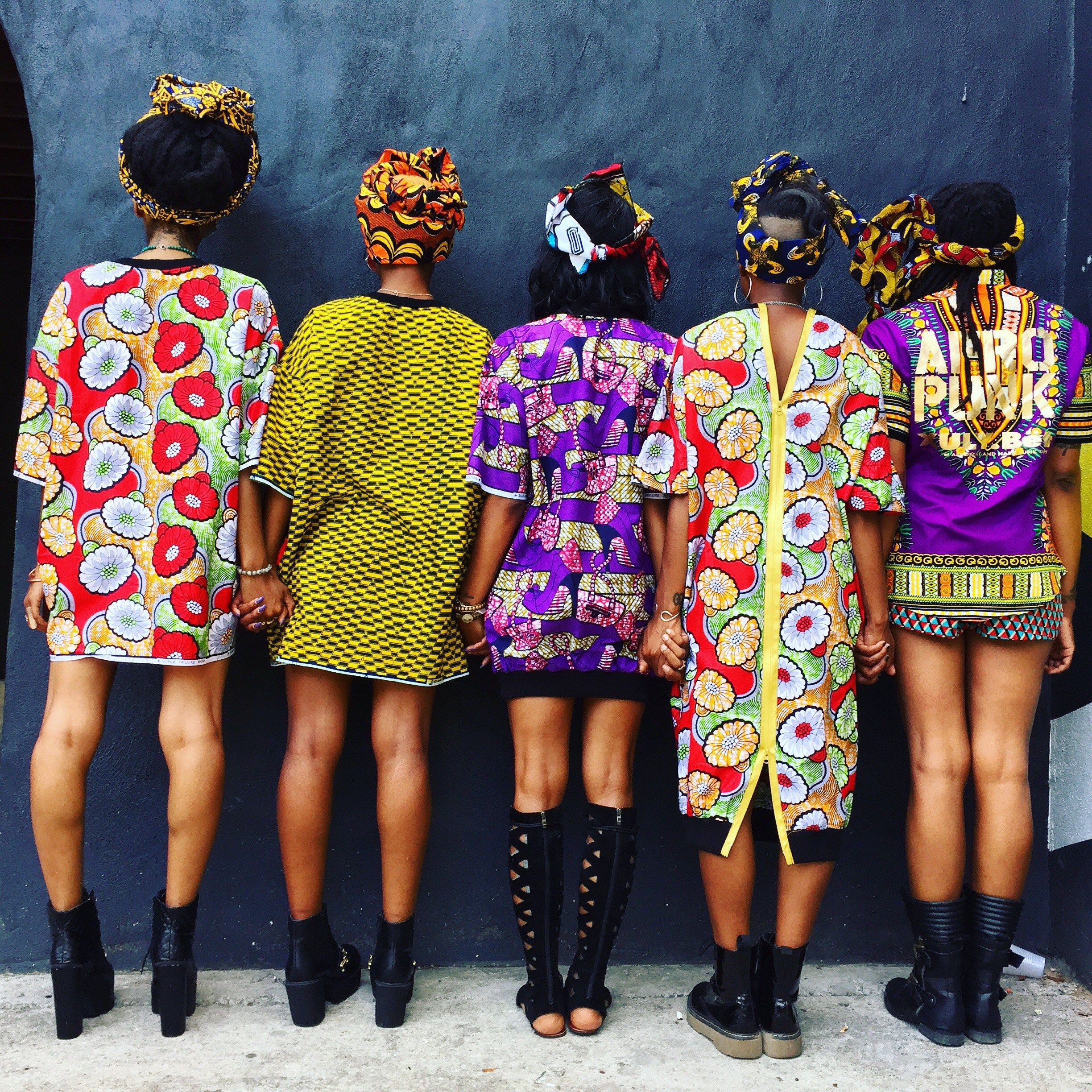 Afro Punk Fashion: Just Another WordPress Site
