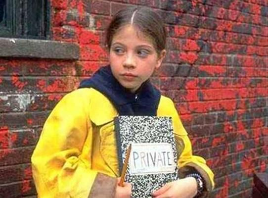 Why Harriet the Spy can be the perfect style icon, inside and out.