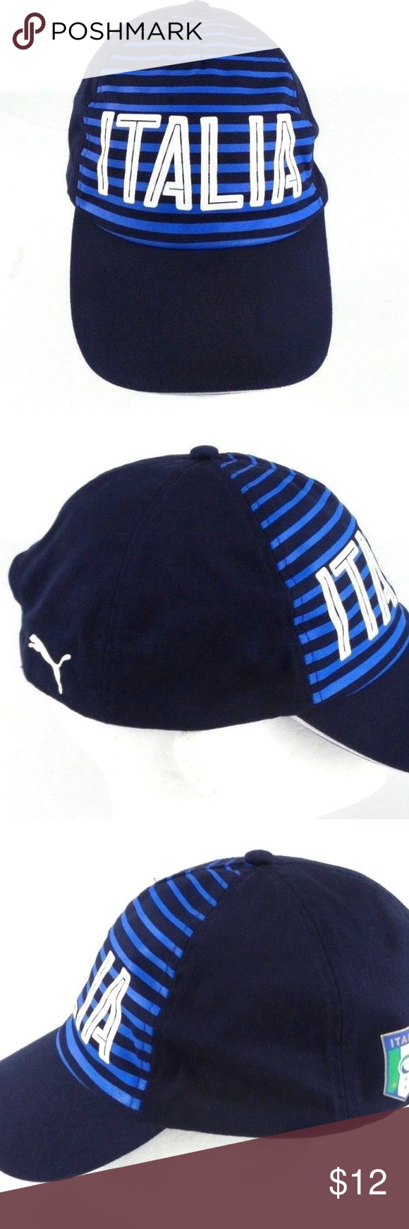 4a101645829 ... sweden puma italia figc ball cap hat italy national cap this posting is  for a puma