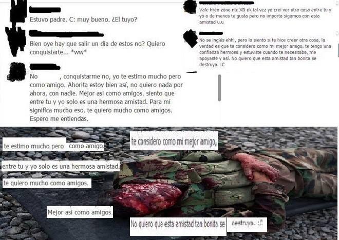 Pin De Javier Devilman En Friendzone Ya Nada Es Igual Sé Bueno Que Te Mejores