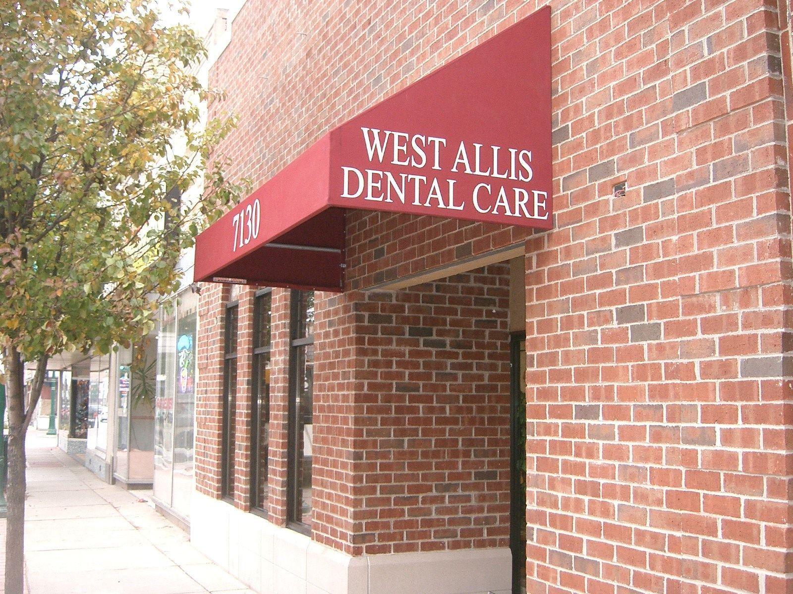 West Allis Dental Care 7130 W Greenfield Avenue West Allis Wi
