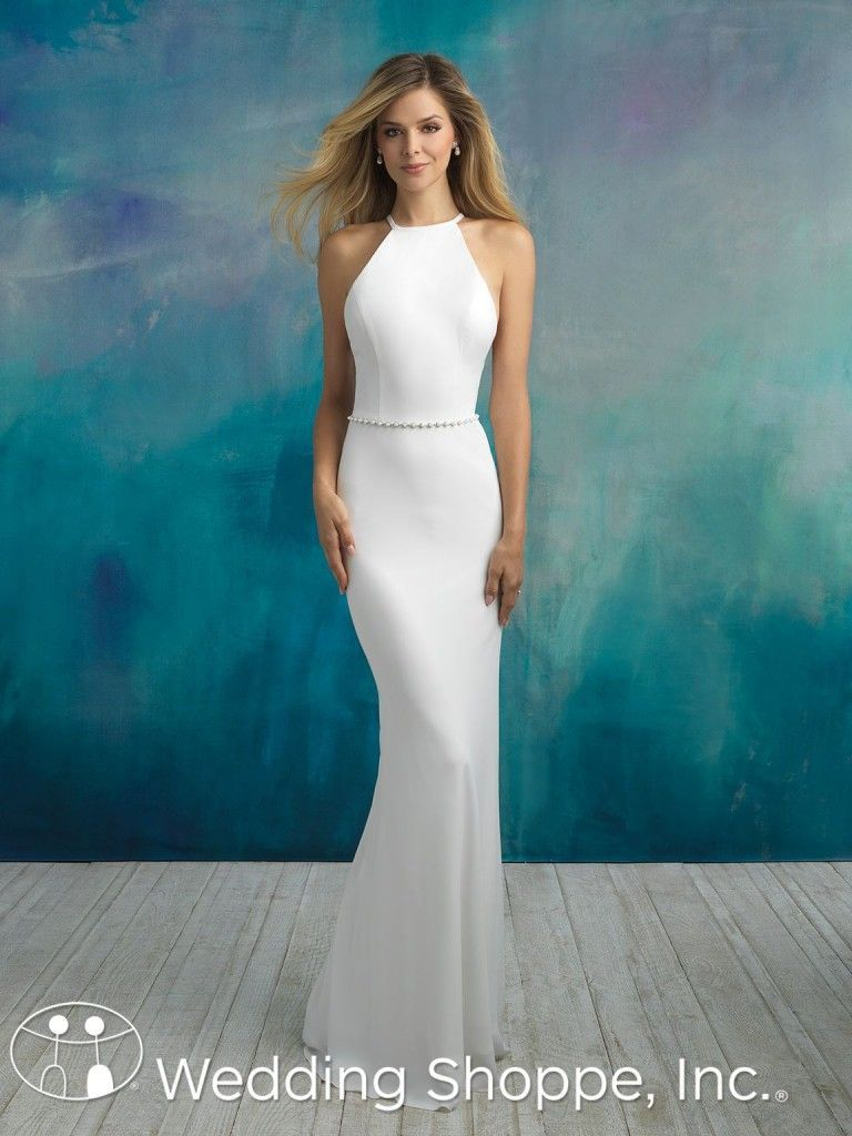 20 Simple Wedding Dresses for the Classic Bride | Flattering wedding ...