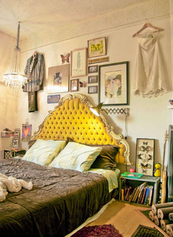 60 Inspiring Vintage Bohemian Bedroom Decorations 60