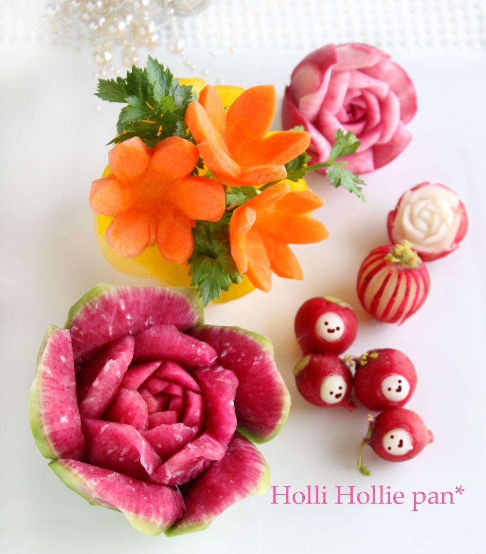 Pin by pan pii on vegetableufruit carving pinterest