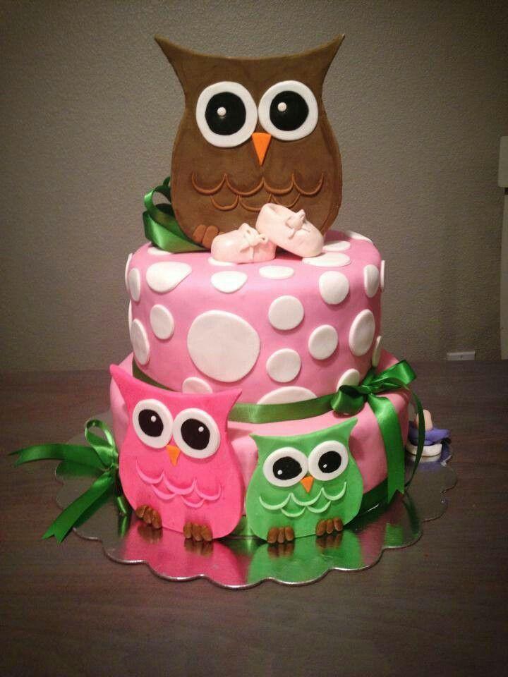 Adorable baby cake!