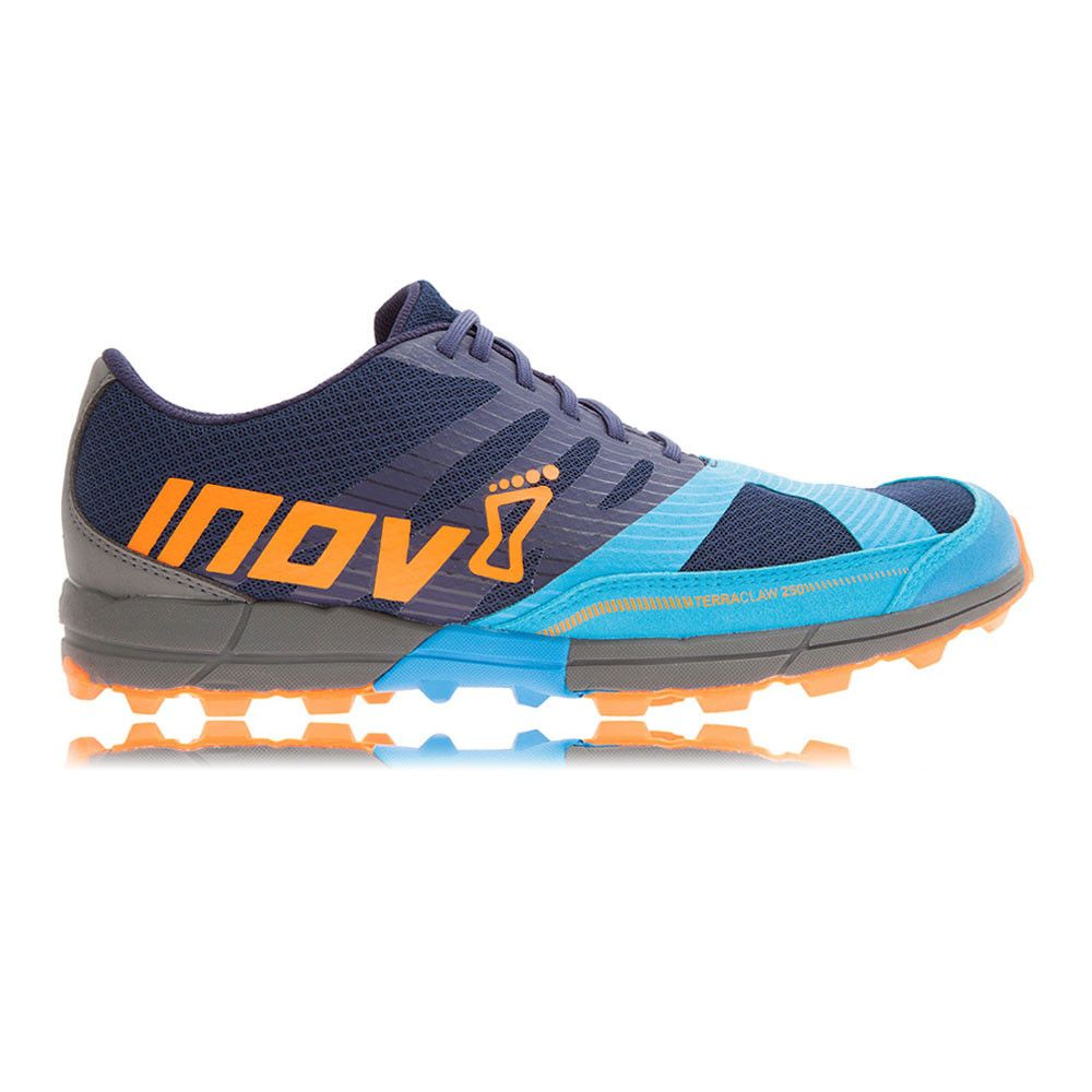 Inov8 TerraClaw 250 Trail Running Shoes - SS17 - 40% Off | SportsShoes.com