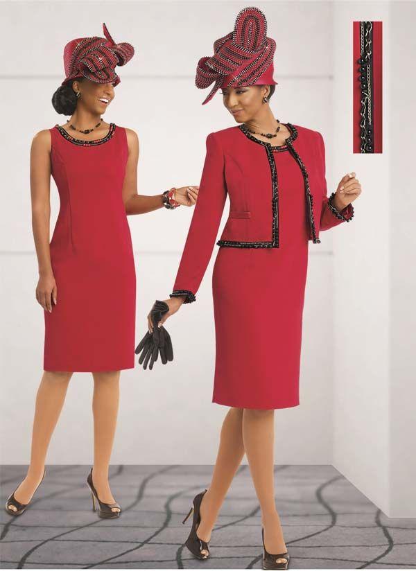 Donna Vinci 11487 Womens Peach Skin Dress Set Fashion Pinterest