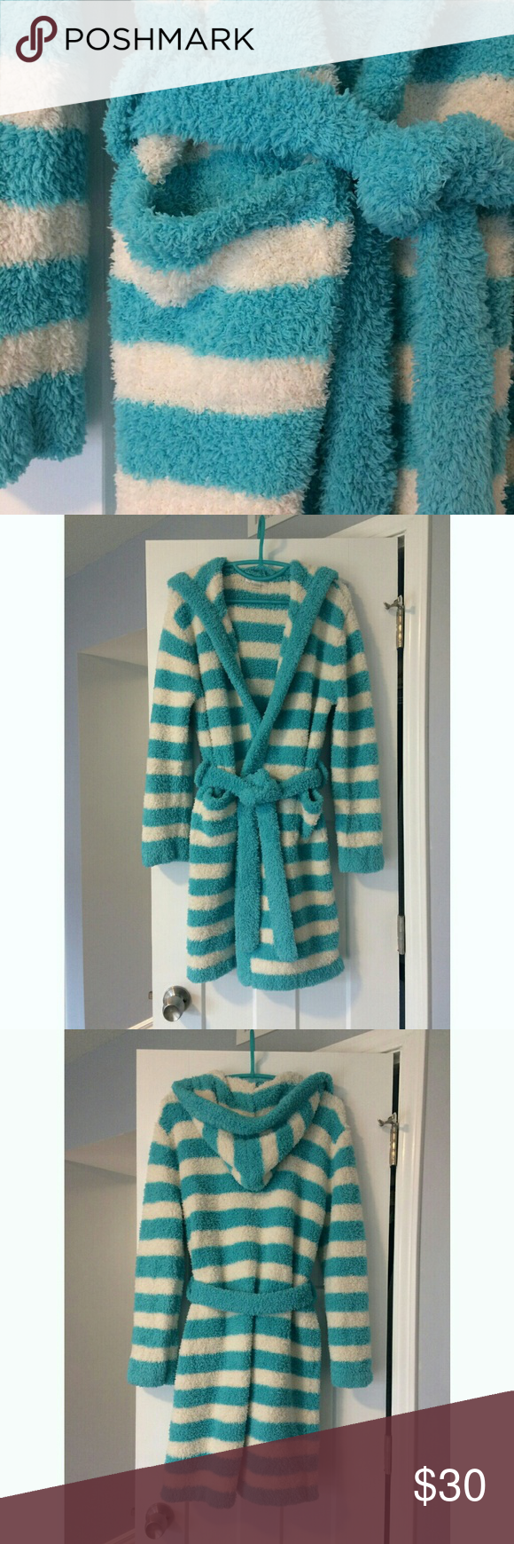 CozyChic Barefoot Dreams robe Terry cloth robe, Clothes