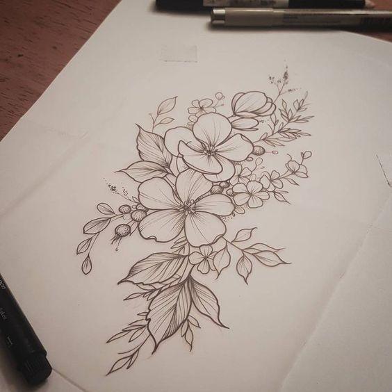 Photo of Adipositasraten im Vergleich zur Trainingszeit in Italien Tattoo-Ideen #flowertattoos – Blumen-Tattoos