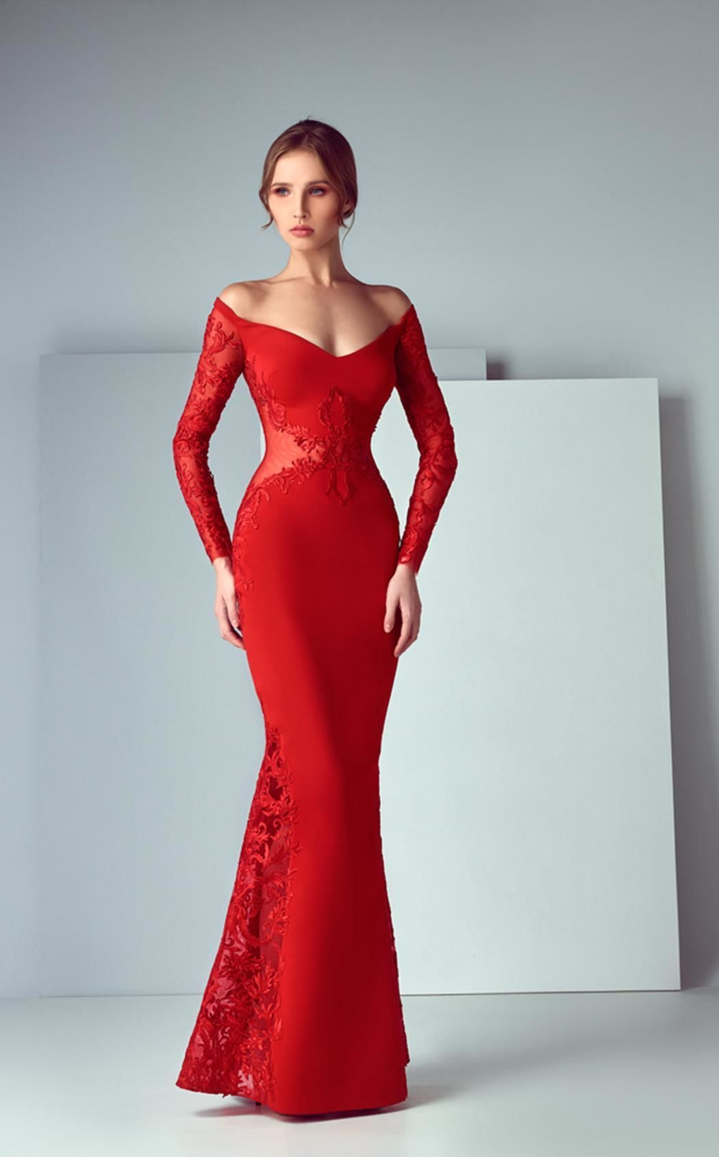 Incredible Femininity: Evening Dress by Saiid Kobeisy   Fashion ...