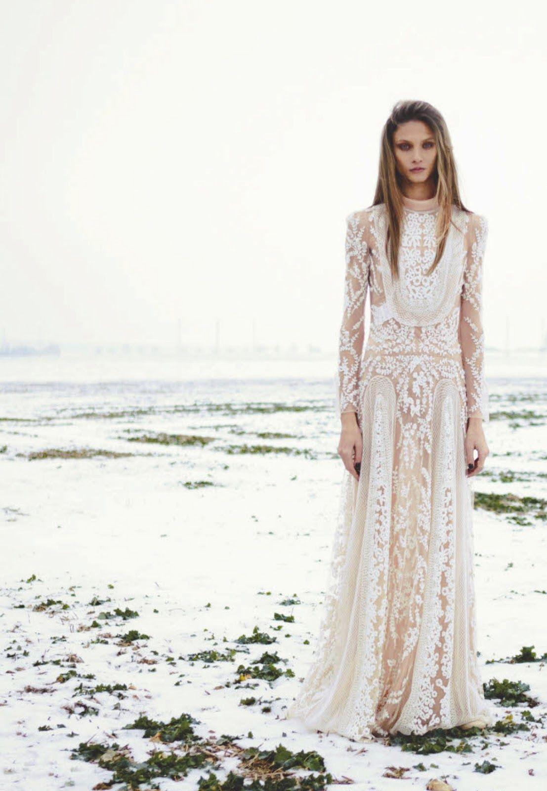 Winter Solstice I Would Wear Fashion Wedding Dresses Anna