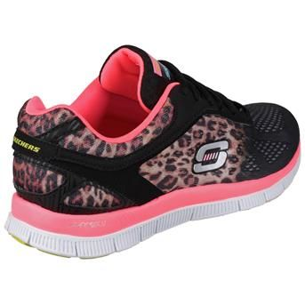 watch 66580 9a2ae Buy Skechers Flex Appeal - Seren Leisure Trainers online at Brantano.co.uk  Sapatilhas