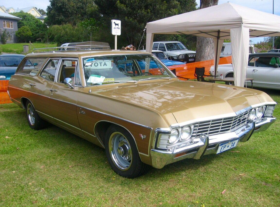 1968 Chevrolet Caprice Station Wagon | Wagons | Pinterest ...
