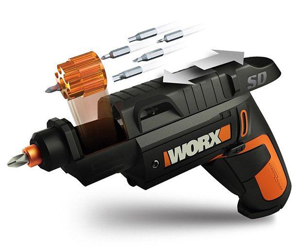 WORX Semi-Automatic Power Screw Driver