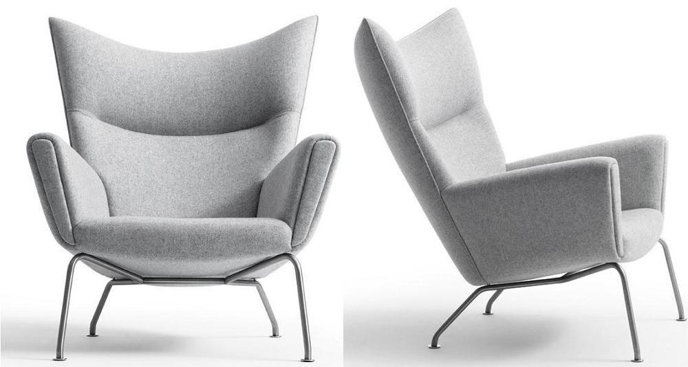 beautiful ch wing chair ms confort a la hora del descanso with sillon lectura - Sillon Lectura