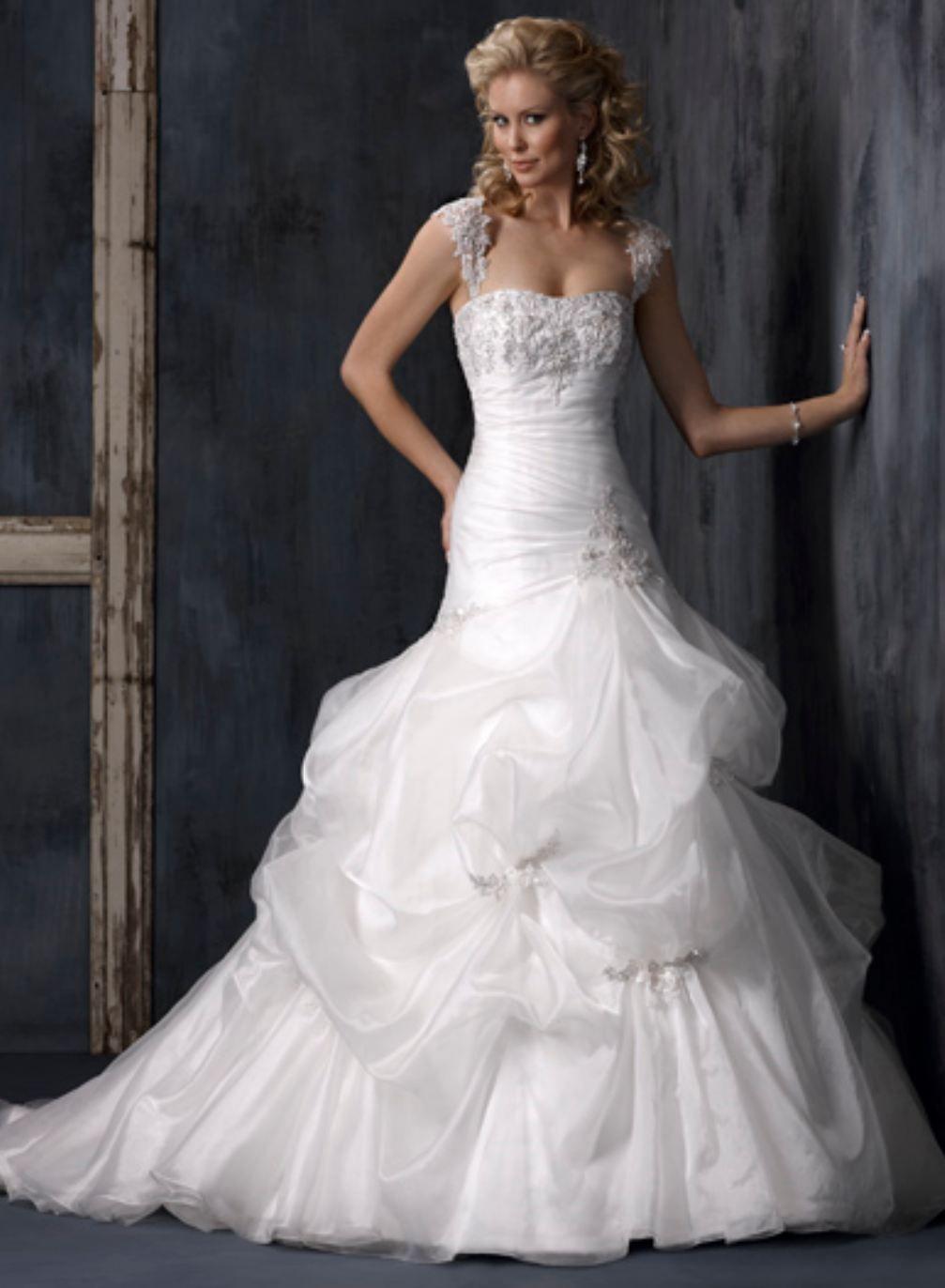 Different color wedding dresses  Mon Cheri Ashley Bridal Gown  Wedding Inspiration  Pinterest