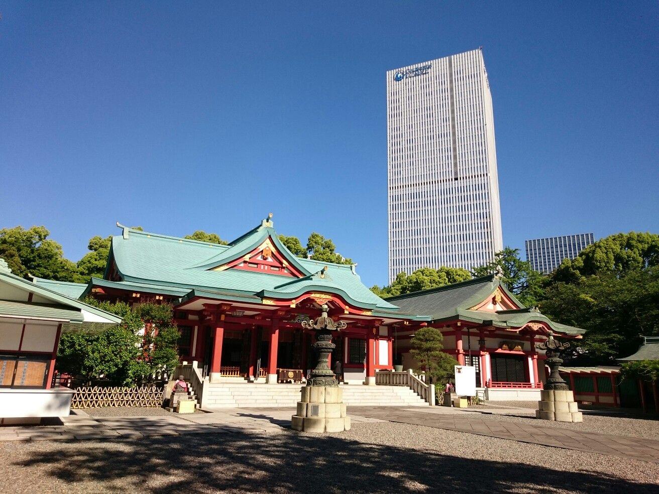 Hie Jinja Shrine Chiyoda-ku ,Tokyo