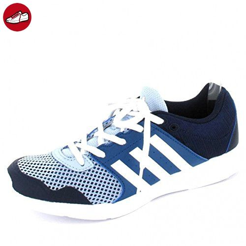 adidas Damen Essential Fun Ii W Turnschuhe Blau (Azusen/Ftwbla/Azubas) 36 EU