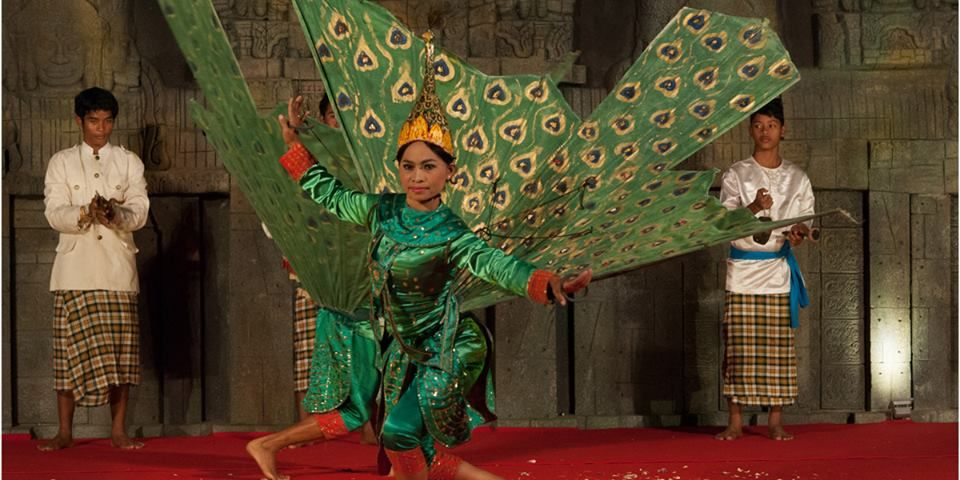 Cambodian traditional performance. #travel #cambodia #tour
