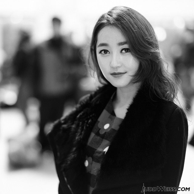 Yeon Mi Park. Photography by Judd Weiss.