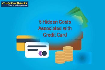 5 Versteckte Kosten im Zusammenhang mit der Kreditkarte, auf die Sie sich konzentrieren sollten   – Credit Card