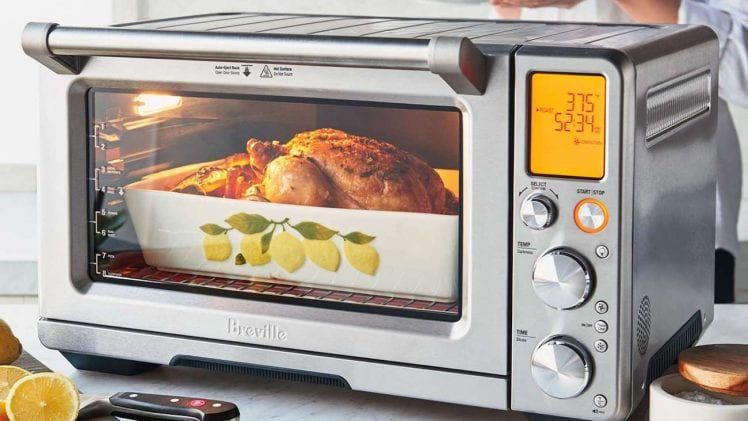 How To Choose The Best Countertop Oven Kitchen Countertop Oven