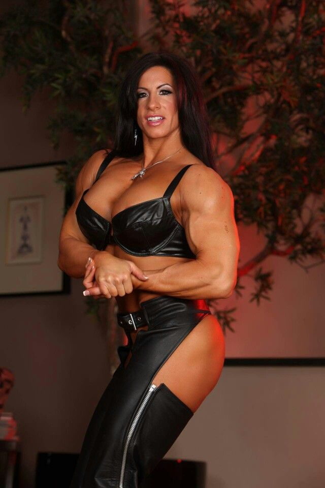 Have Hot sexy muscle women