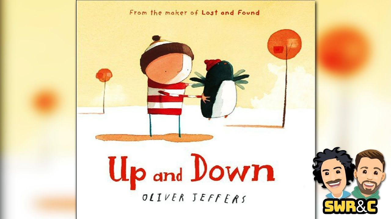 Childrens book up and down by oliver jeffers read