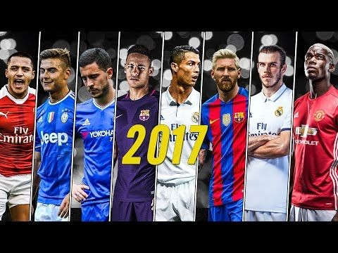 Best Football Skills Mix 2017 HD Neymar, Christian Ronaldo, Messi and