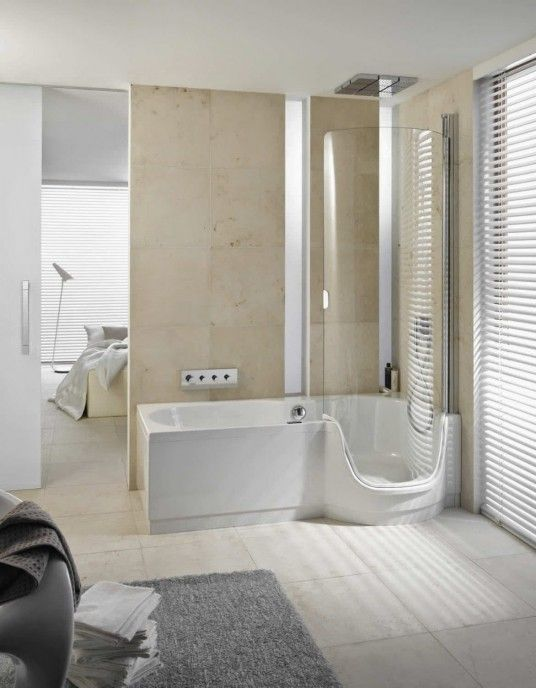 Bathroom 25 Best Bathtub And Shower Combinations For Small