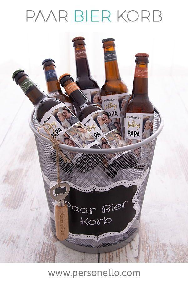 Bier Personalisieren