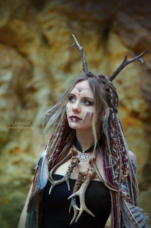 Fairy makeup ideas Wild woman.  sc 1 st  Pinterest & Fairy makeup ideas Wild woman. | Photoshoot ideas | Pinterest ...