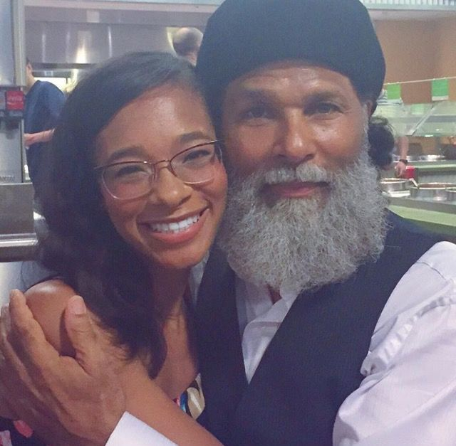 Philip Michael Thomas W Daughter Imaj In 2019 Miami Vice