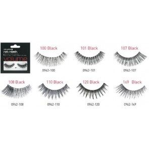 30ea0d52e6a Salonsystem Naturalash Volume Strip Lashes Black | Lashes | Lashes ...